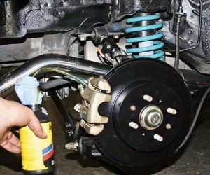 Automotive Solutions can replace your brake fluid